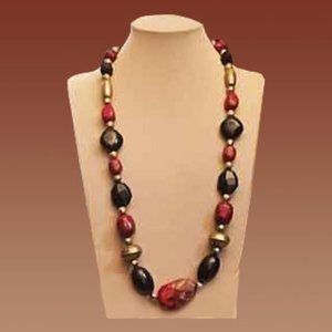 Cookie Lee Beaded Necklace